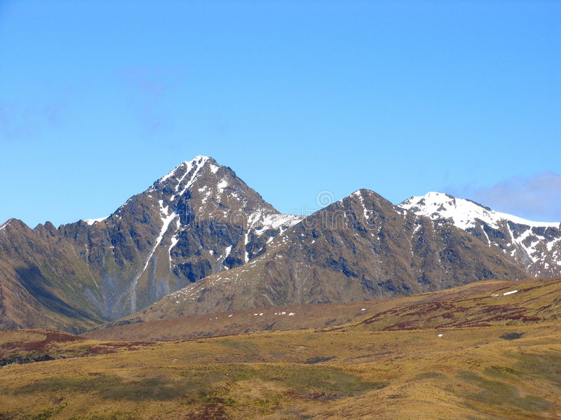 Parque nacional de Fiordland (Park2) foto de stock royalty free