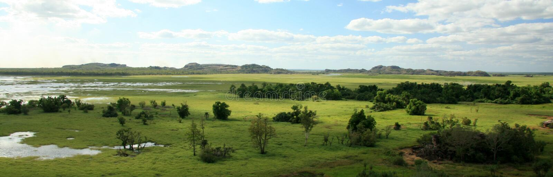 Parque nacional de Kakadu, Australia imagen de archivo