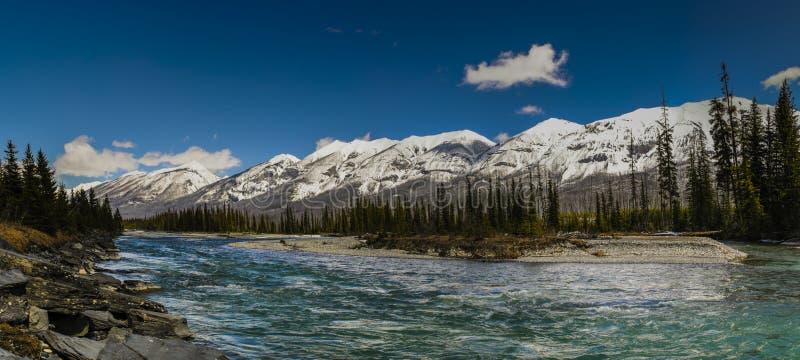Parque nacional de Kootenay foto de archivo libre de regalías
