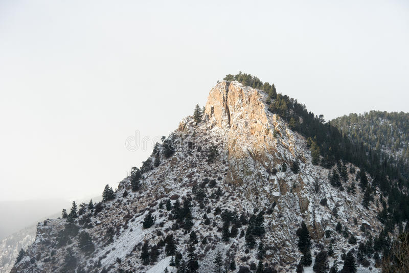 Parque nacional de la montaña rocosa imágenes de archivo libres de regalías