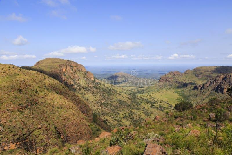 Parque nacional de Marakele imagenes de archivo
