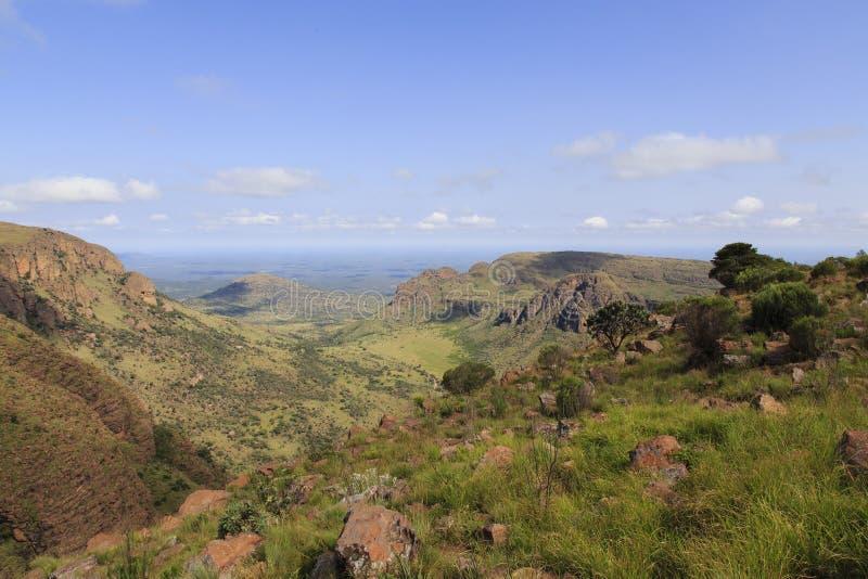 Parque nacional de Marakele foto de archivo