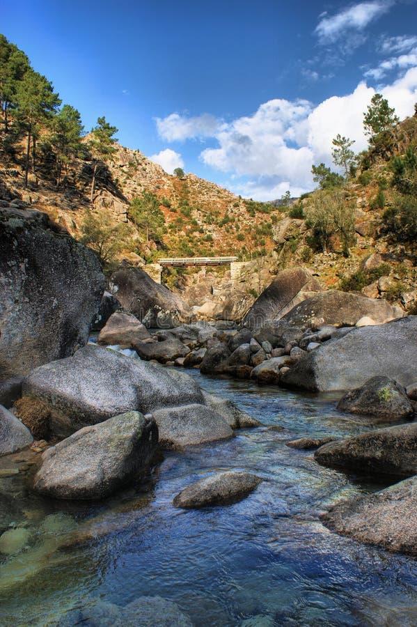 Parque nacional de Peneda Geres imagen de archivo libre de regalías