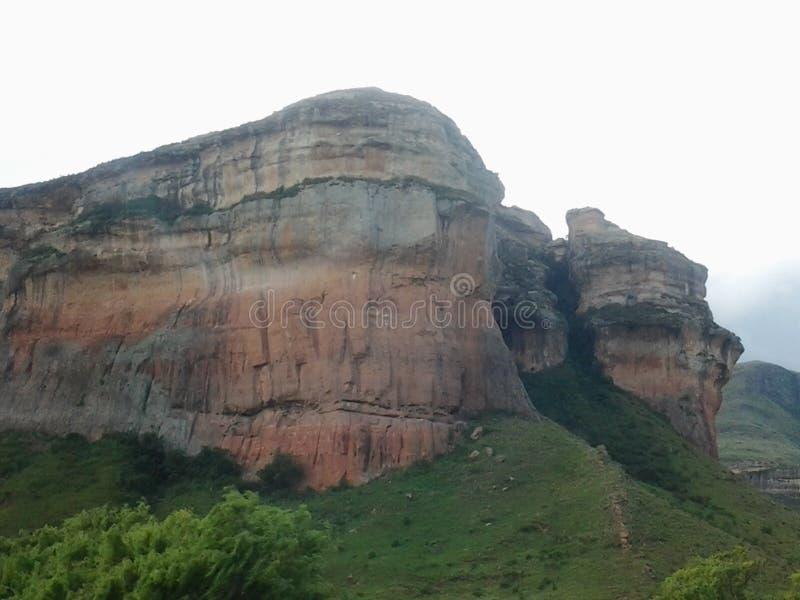 Parque nacional de Qwa Qwa imagem de stock royalty free