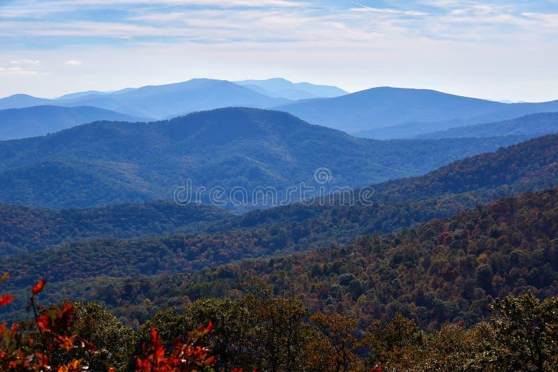 Parque nacional de Shenandoah, Virgínia imagem de stock royalty free