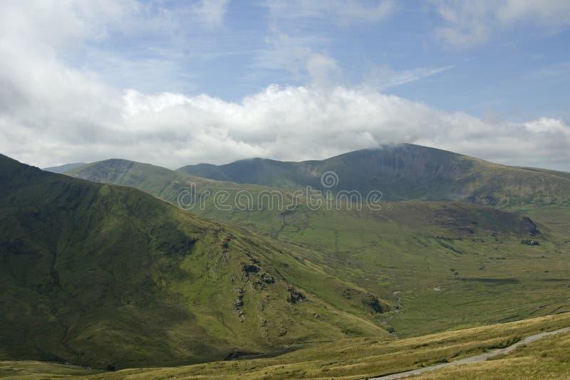 Parque nacional de Snowdonia imágenes de archivo libres de regalías