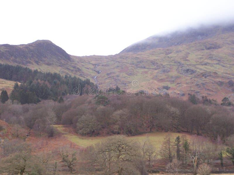 Parque nacional de Snowdonian fotos de stock