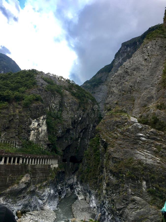 Parque nacional de Taroko imagenes de archivo