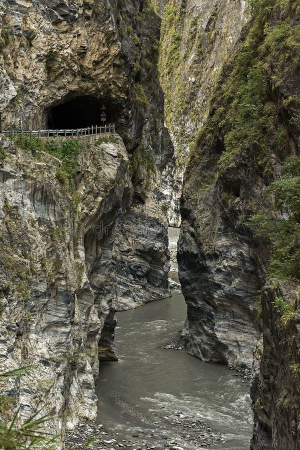 Parque nacional de Taroko imagem de stock royalty free