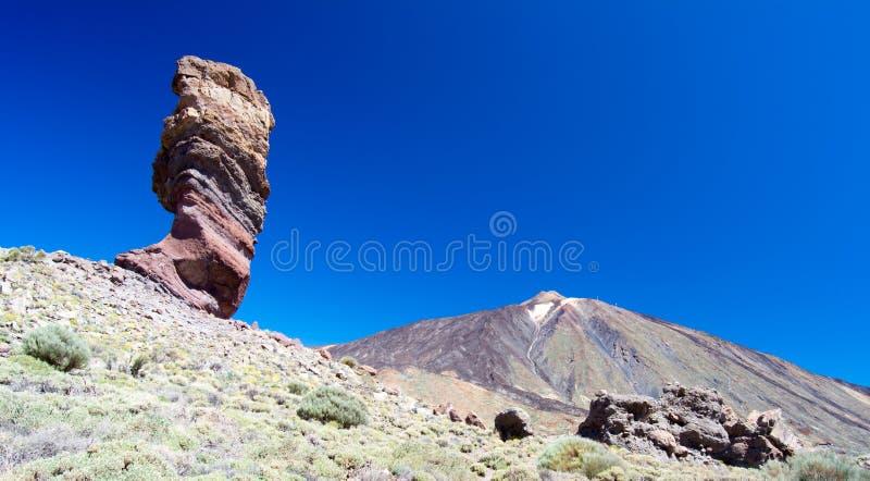 Parque nacional de Teide imágenes de archivo libres de regalías