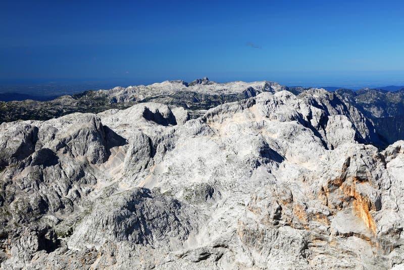 Parque nacional de Triglav foto de stock royalty free