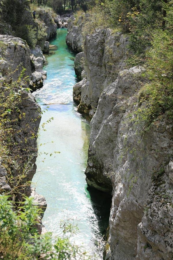 Parque nacional de Triglev em Eslovênia foto de stock royalty free