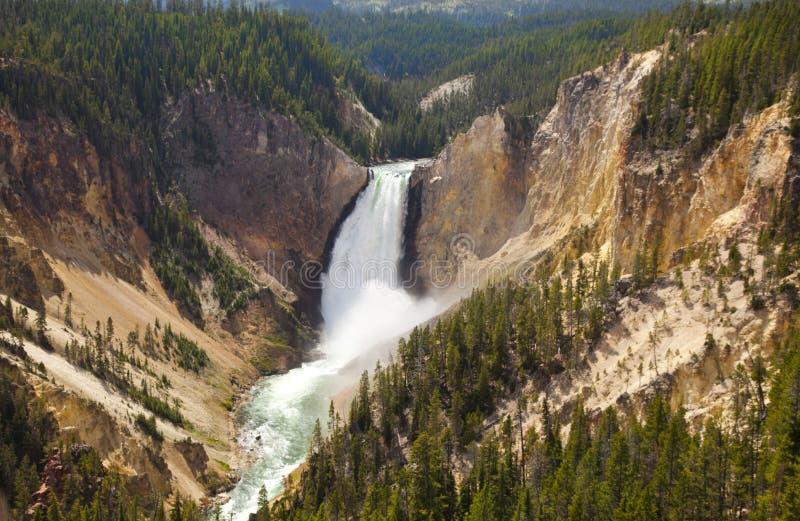 Parque nacional de Yellowstone imagenes de archivo