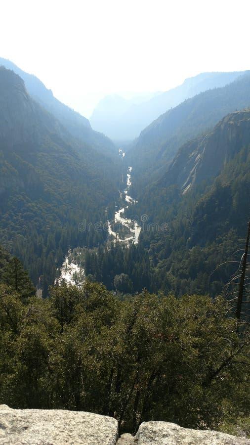Parque nacional de Yosemite fotos de stock royalty free