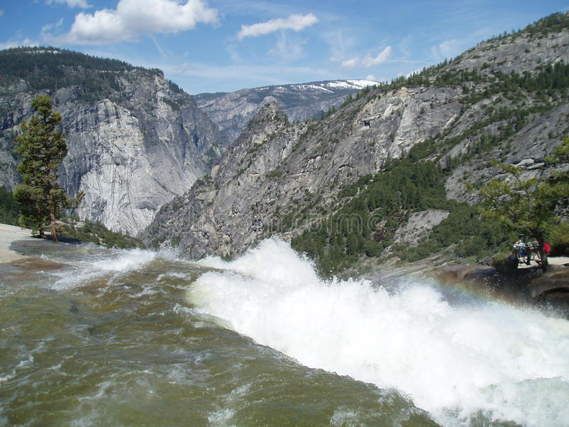 Parque nacional de Yosemite fotos de archivo libres de regalías