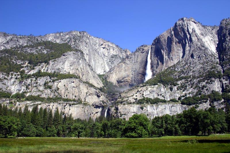 Parque nacional de Yosemite imagem de stock royalty free