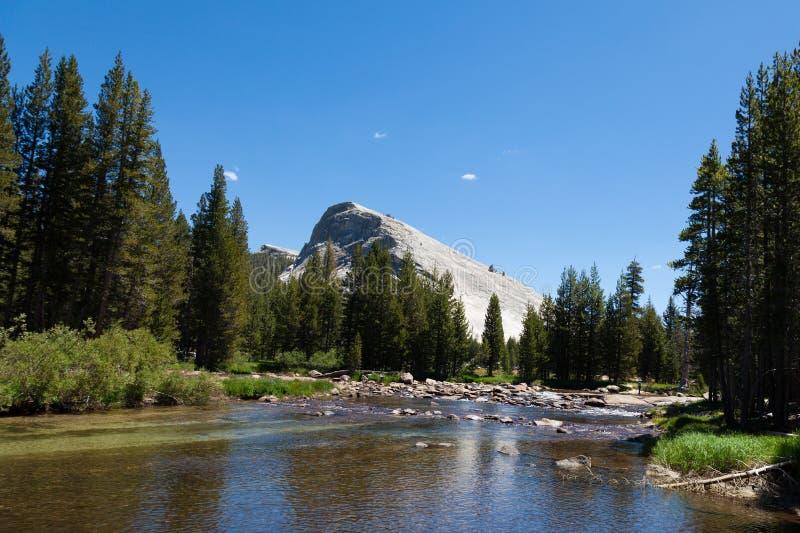Parque nacional de Yosemite em Califórnia imagem de stock