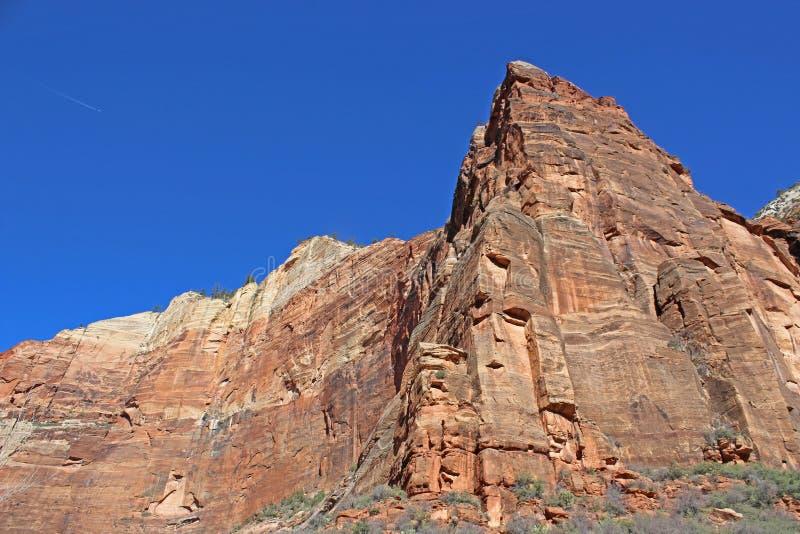 Parque nacional de Zion, Utá fotos de stock