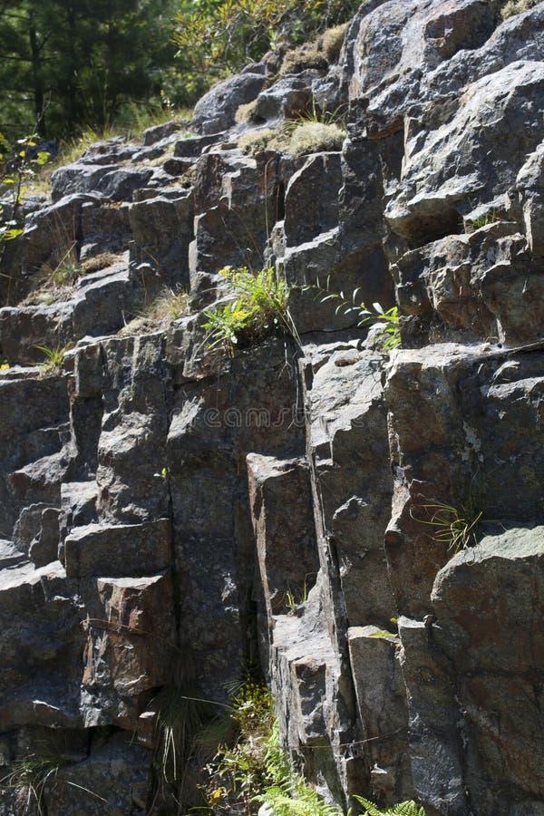 Parque nacional del Acadia imagen de archivo