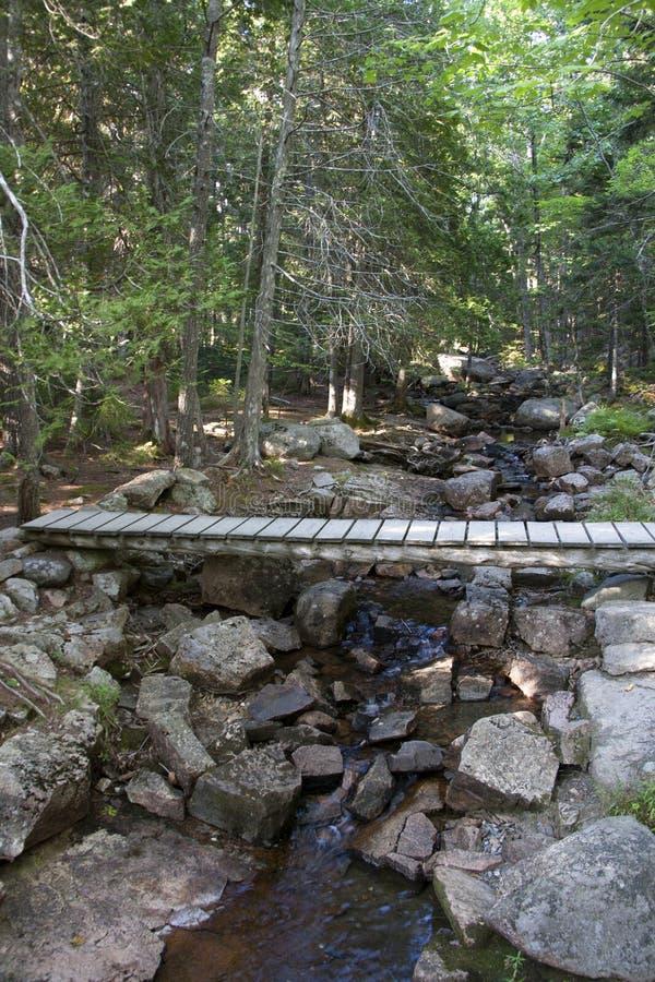 Parque nacional 47 del Acadia imágenes de archivo libres de regalías