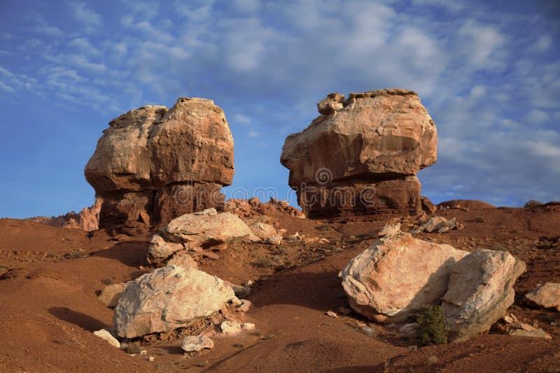 Parque nacional del filón del capitolio foto de archivo