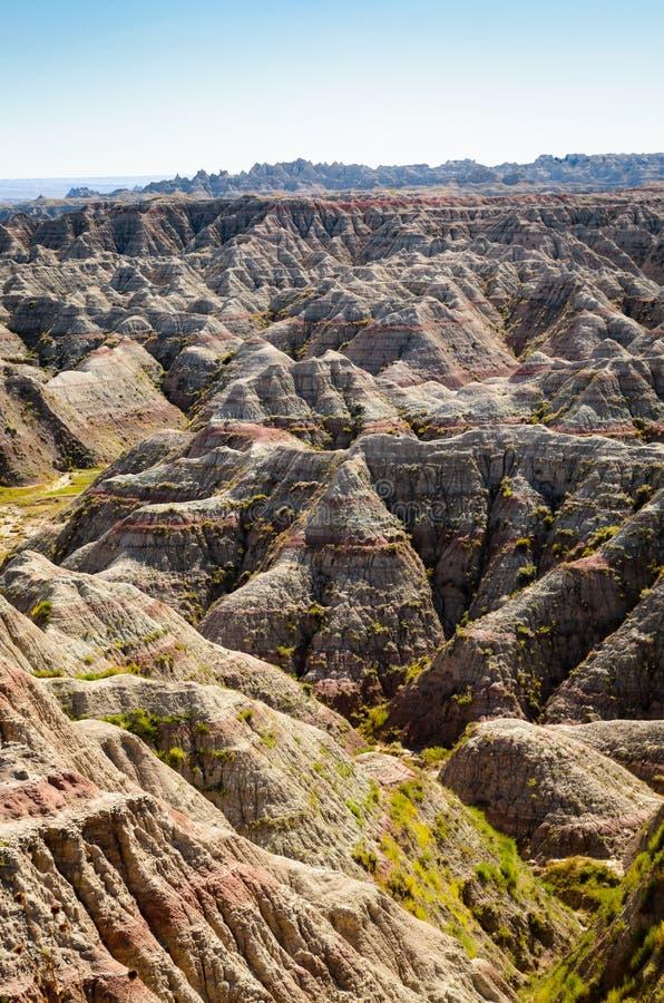 Parque nacional do ermo imagens de stock