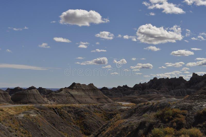 Parque nacional do ermo fotografia de stock