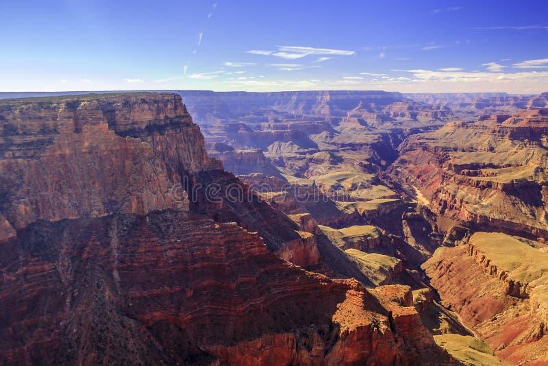 Parque nacional do Grand Canyon fotos de stock royalty free