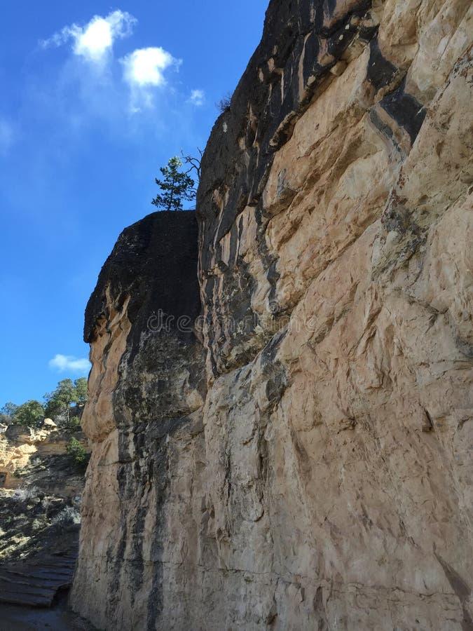 Parque nacional do Grand Canyon imagem de stock