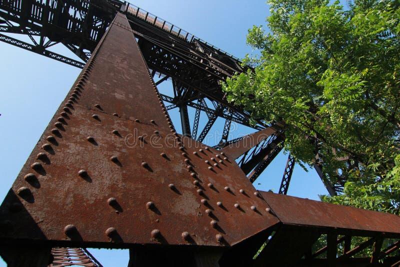Parque nacional do vale de Cuyahoga fotos de stock