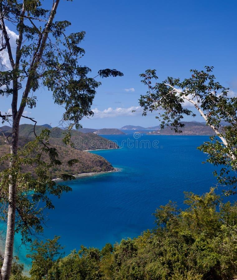 Parque nacional en San Juan imagen de archivo