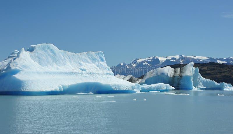 Parque Nacional Glacier, Patagonia, la Argentina fotos de archivo libres de regalías