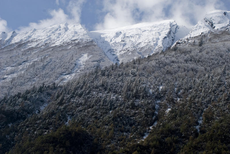 Parque nacional Himalayan Manaslu Nepal de Wanderful foto de archivo