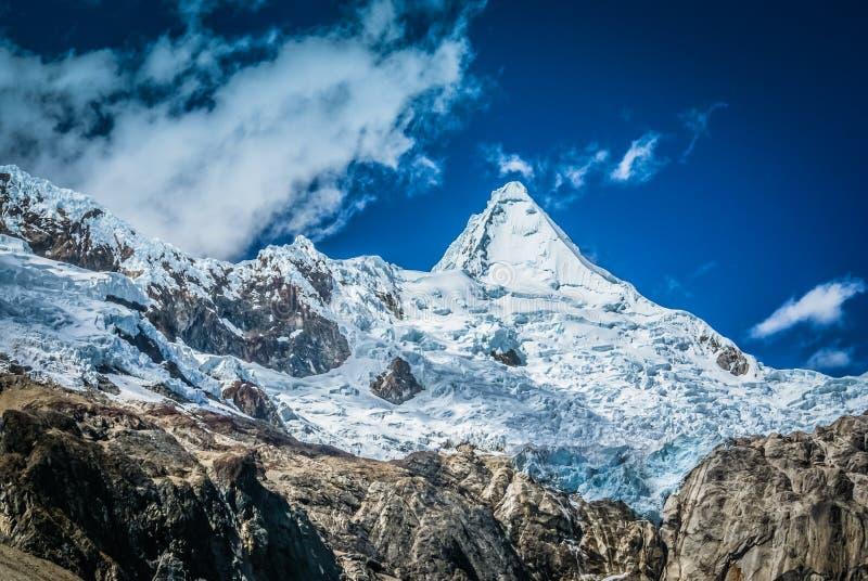 Parque Nacional Huascaran photo stock