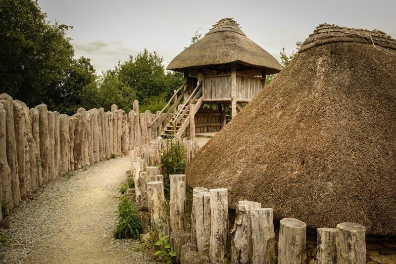 Parque nacional irlandês da herança Wexford ireland imagens de stock royalty free