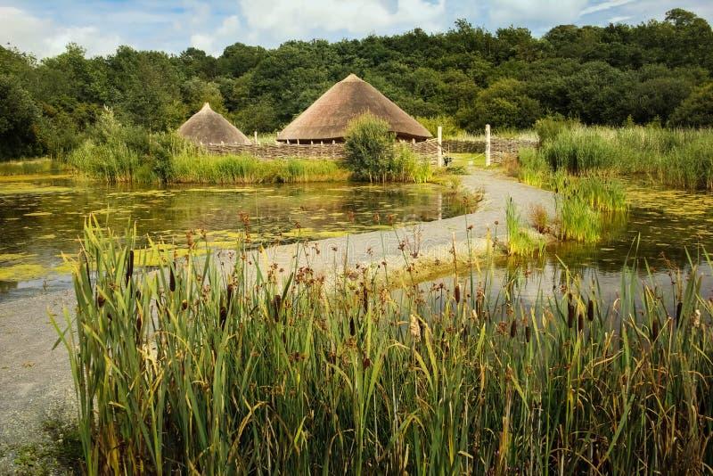 Parque nacional irlandês da herança Wexford ireland fotos de stock royalty free