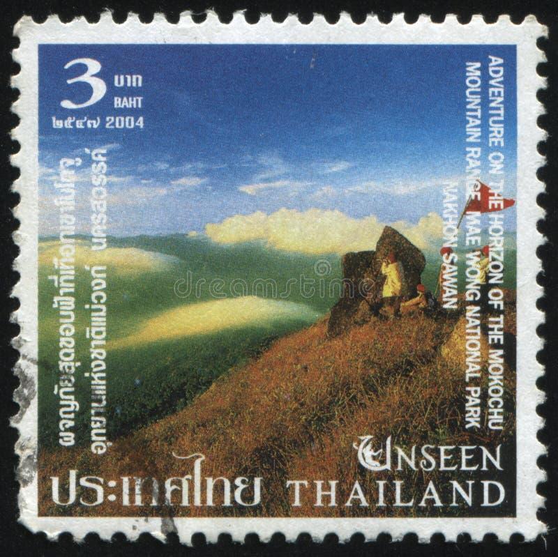 Parque nacional Nakhon Sawan fotografía de archivo libre de regalías