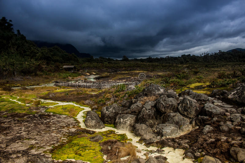 Parque natural foto de archivo