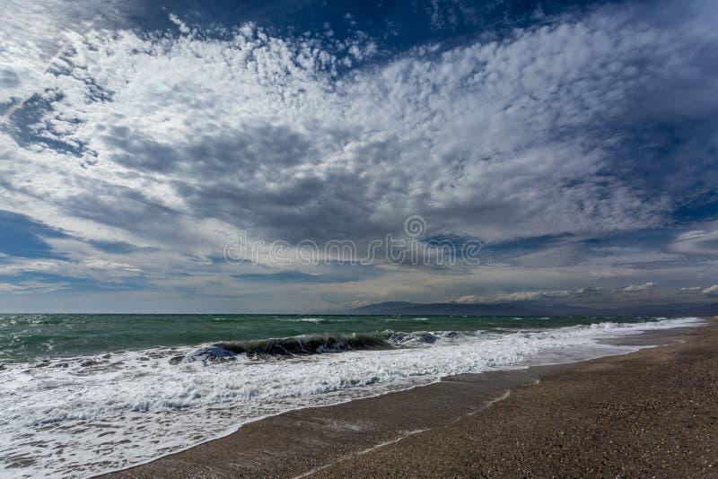 Parque Naturalny Cabo de Gata obrazy stock
