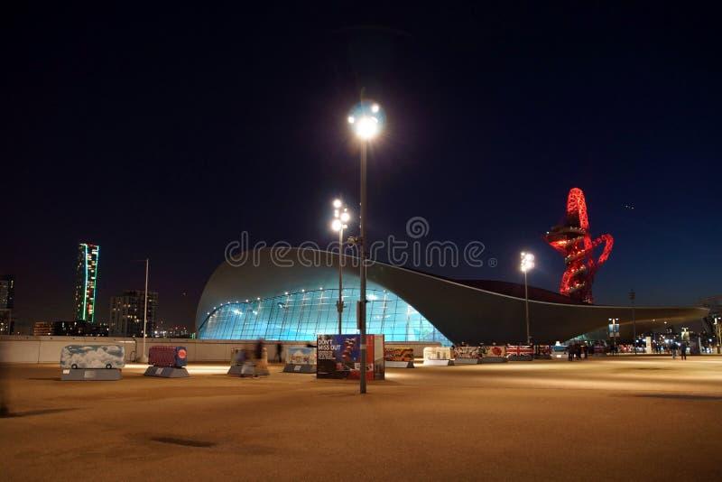 Parque olímpico imagens de stock royalty free