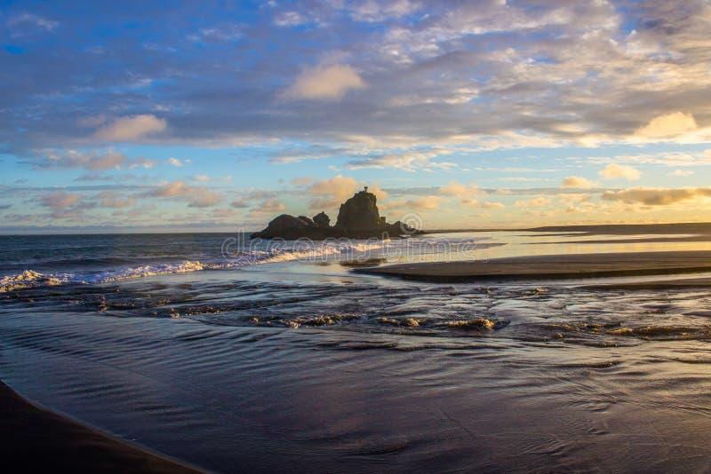 Parque regional de Whatipu fotos de stock royalty free