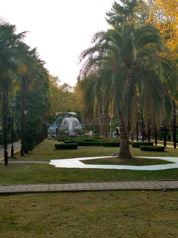 Parque Riviera fotos de archivo libres de regalías
