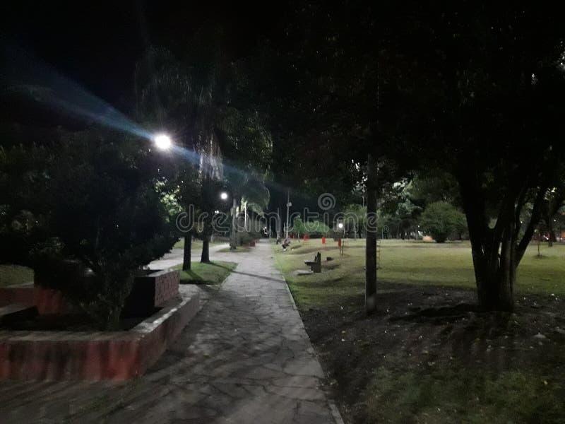 Parque San MartÃn Jujuy Argentina 3 fotos de stock royalty free
