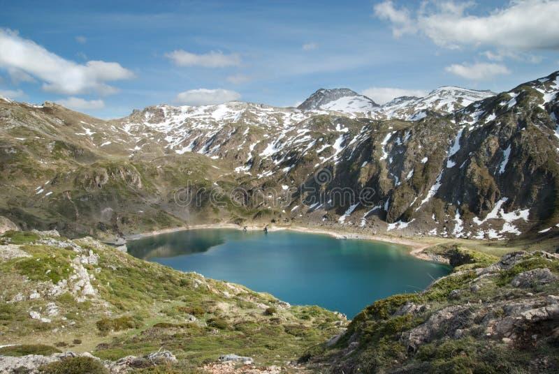 Parque Somiedo natural, Asturias fotos de archivo