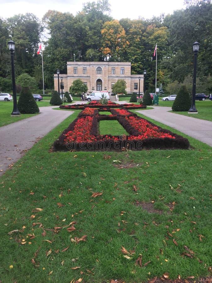 Parques de Niágara foto de archivo libre de regalías