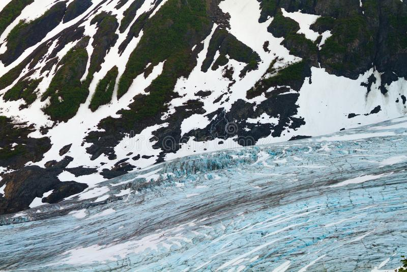 Parques nacionais de Alaska foto de stock royalty free