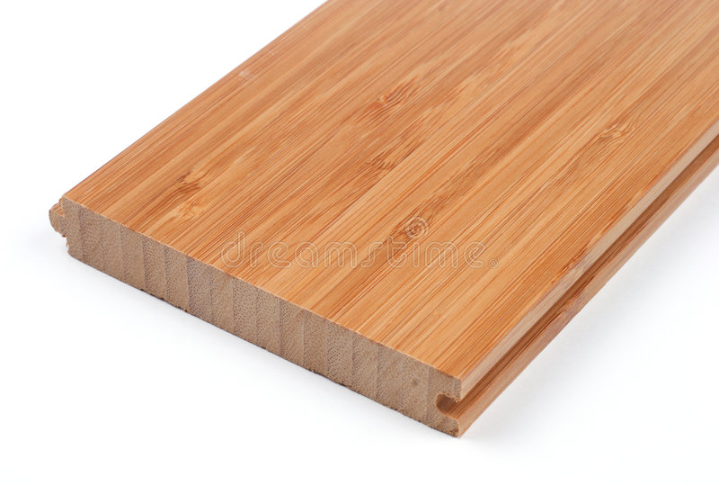 parquet en bambou photo stock