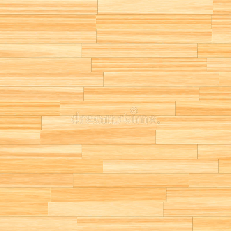 Parquet en bois illustration stock