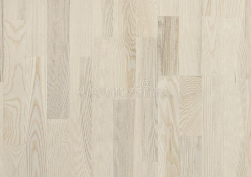 Parquet floor white oak texture as background stock image