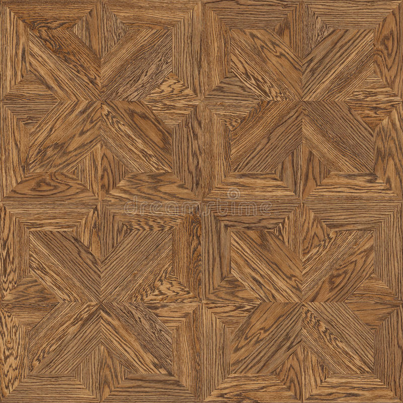 Parquet flooring design seamless texture stock images